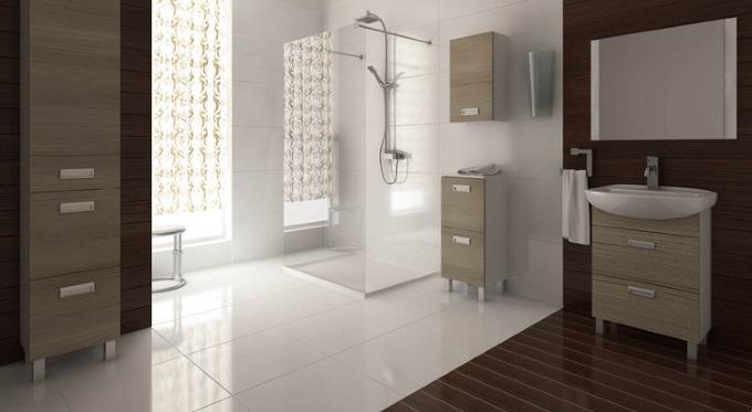 Jak dobrać natrysk do metrażu łazienki?