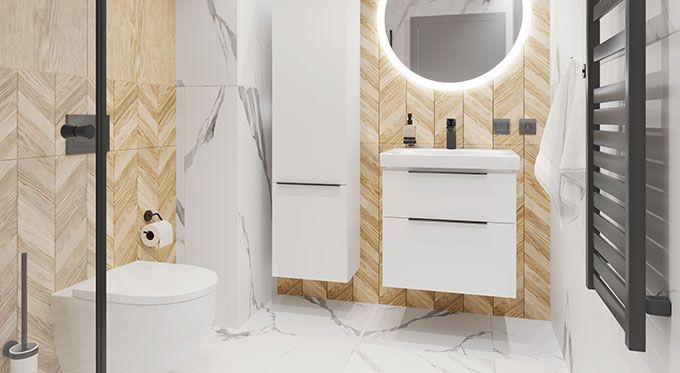 Nowoczesna i funkcjonalna łazienka krok po kroku