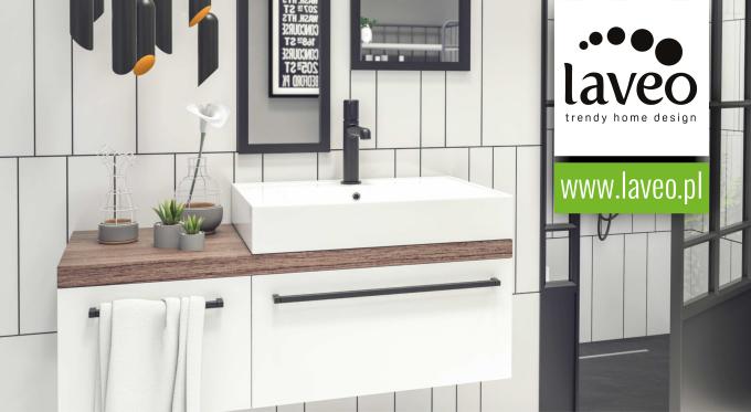Designerska łazienka - dopasuj armaturę do swojego wnętrza