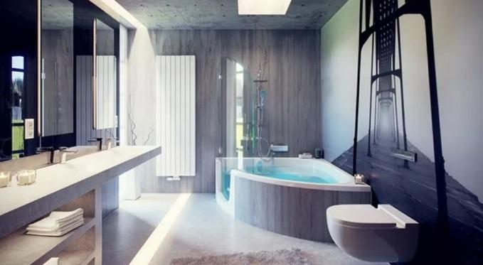 Armatura Laveo do surowych, nowoczesnych łazienek