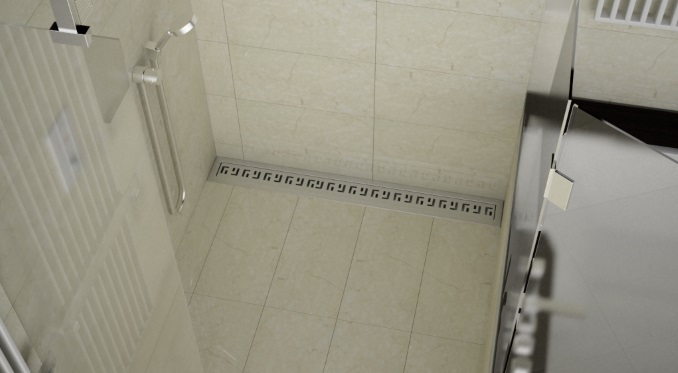 Odwodnienia prysznicowe KESMET
