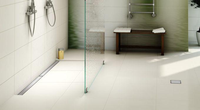 Odwodnienia prysznicowe PURUS