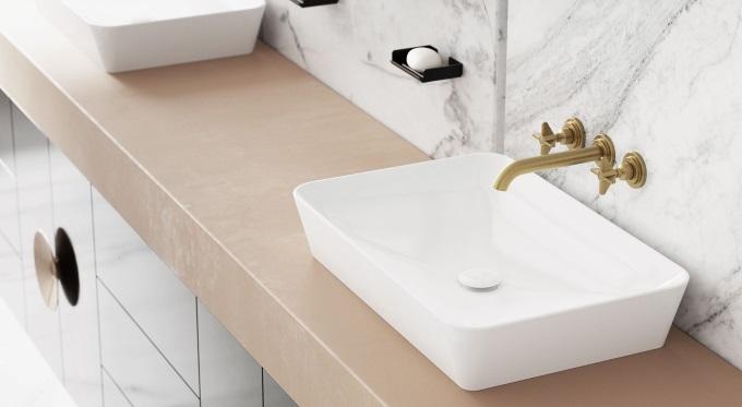 Temisto – Ekskluzywna kolekcja armatury łazienkowej