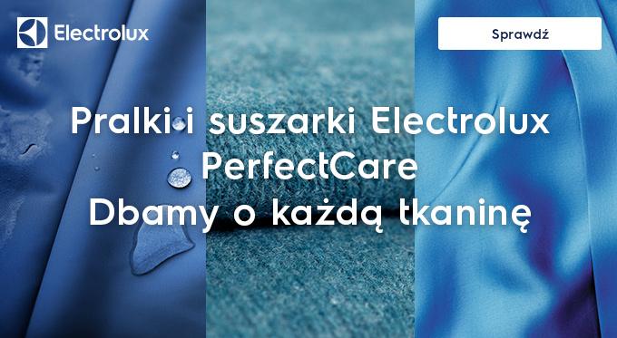 Linia PerfectCare - dba o każdą tkaninę!