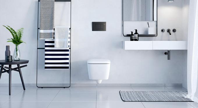 Miski WC bez kołnierza RIMFREE® - wysokie standardy higieny